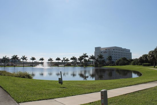 Hawthorn Suites by Wyndham West Palm Beach : nice and quite hotel