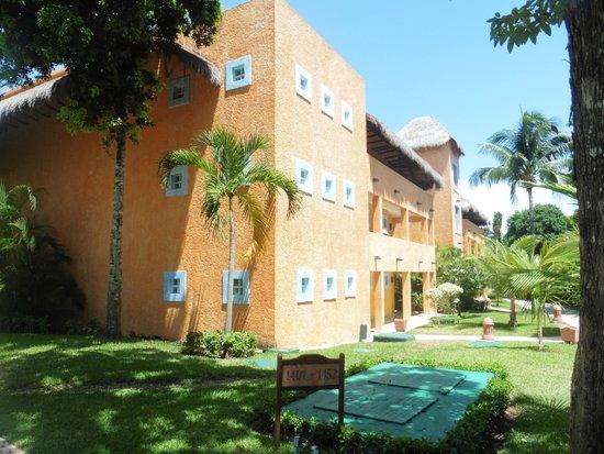 Iberostar Tucan Hotel : Villas del hotel