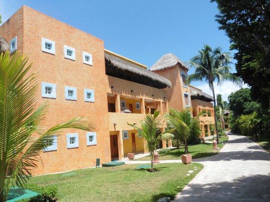 Iberostar Tucan Hotel: Villas del hotel