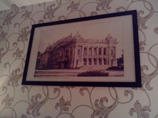 Grand Silverland Hotel & SPA: Kunst
