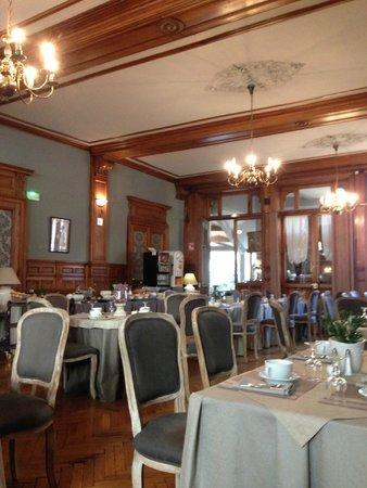 Hotel La Balance: Der sehr schöne Frühtückssaal
