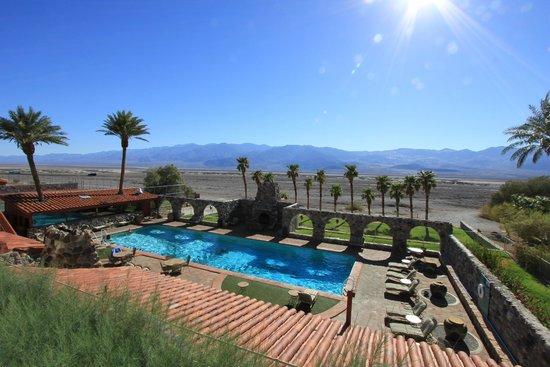 Furnace Creek Inn and Ranch Resort: Piscine