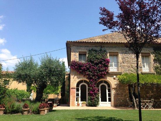 Torroella de Fluvia, Espanha: La casa