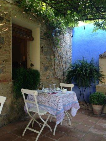 Torroella de Fluvia, Espanha: Desayuno!