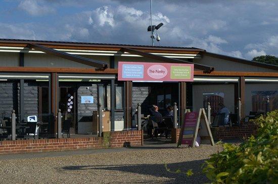 Wroxham Barns: The Pantry