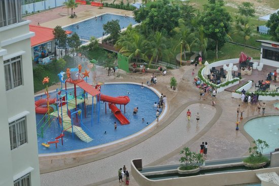 Bayou Lagoon Park Resort: waterpark 2