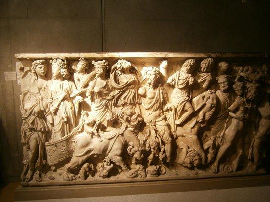 Museum of Gallo-Roman Civilization: Pieza del museo