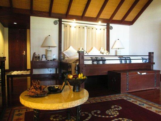 The Oberoi, Lombok: Notre chambre