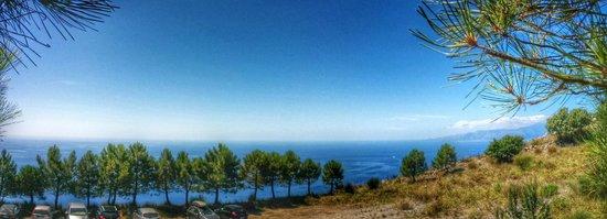 Club Residence Pianeta Maratea: Panorama osservabile dal villaggio