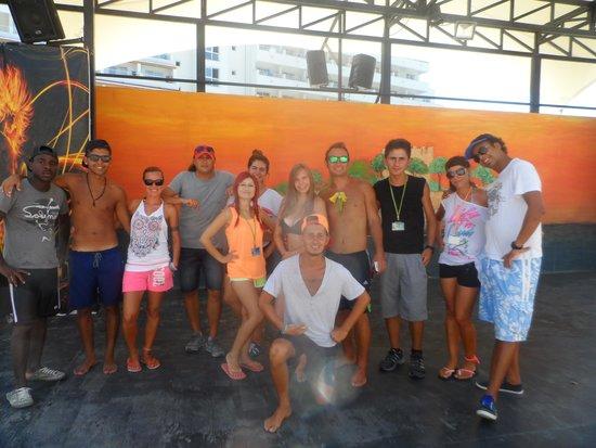 Batihan Beach Resort & Spa: AnimationTime , un grand merci