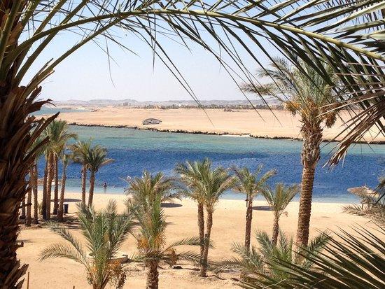 The Palace Port Ghalib: Chambre vue mer depuis le 3ème