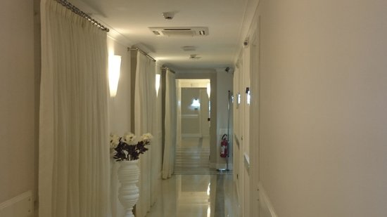 Demetra Hotel: The hall