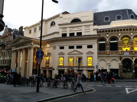 The Lion King : Lyceum Theatre