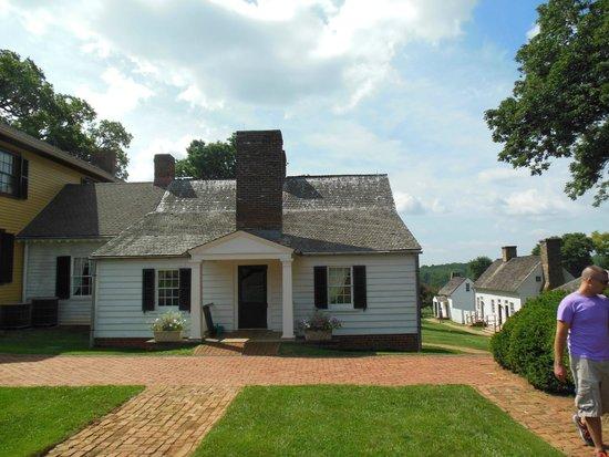 James Monroe's Highland : The house