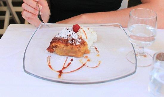 Trattoria da Sandro : яблочный тарт
