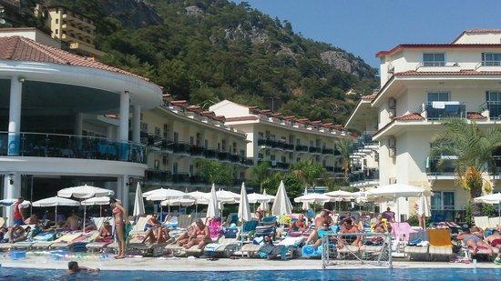 Montebello Resort : Hotel