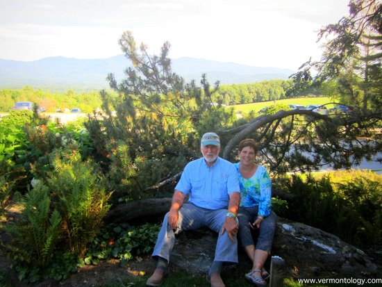 Vermontology Guided Day Tours : Vermontology customers at Trapp Family Lodge- Vermont Tours