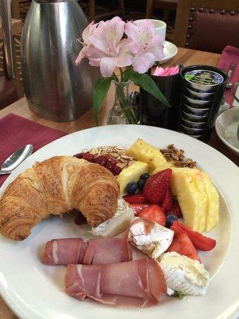 Hilton Austin Airport: Breakfast