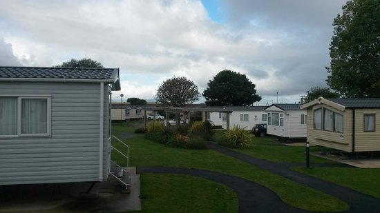 Doniford Bay Holiday Park - Haven: Our view from the summer house.