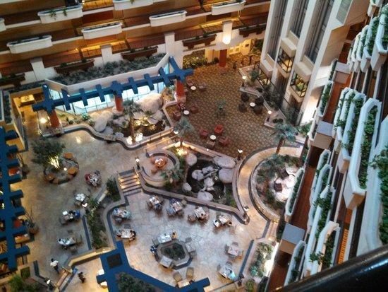 Embassy Suites by Hilton Phoenix Downtown North (formerly Hilton Phoenix Suites): aerial view