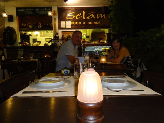 Selam Restaurant: aug 2014