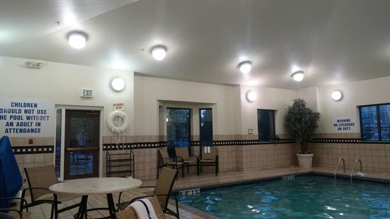 Staybridge Suites Minneapolis Bloomington: Piscine