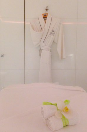 Spa My Blend by Clarins - Le Royal Monceau: Cabine