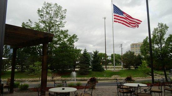 Staybridge Suites Minneapolis Bloomington: Terrasse patio