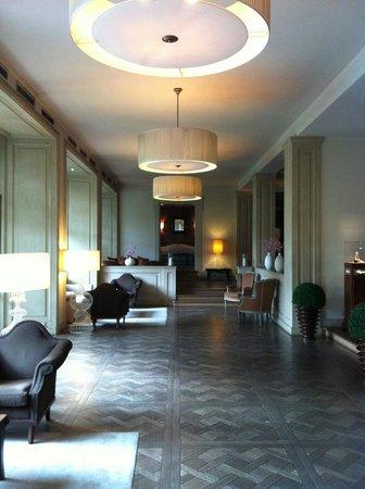 Sina Villa Medici: aree comuni