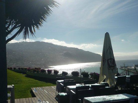Pestana Casino Park: Vue sur l'océan