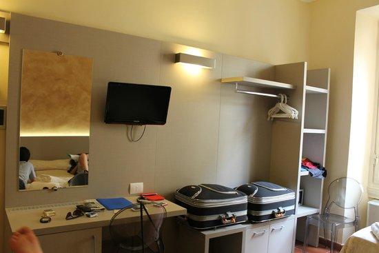 Albergo Firenze : Habitación
