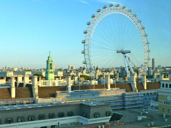 Park Plaza Westminster Bridge London: Good morning Eye!
