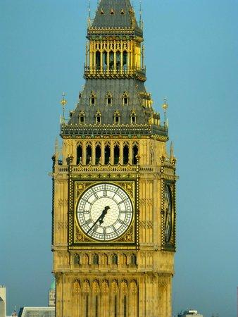 Park Plaza Westminster Bridge London: Good morning Ben