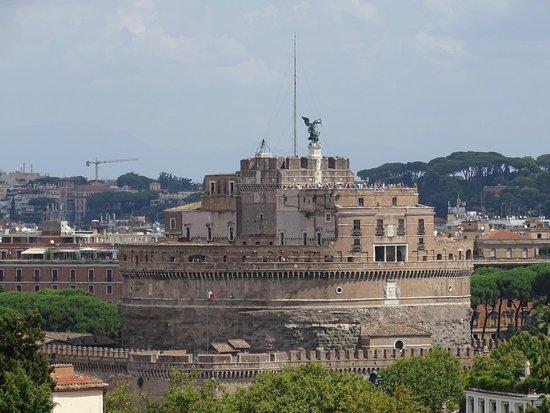 Castillo de Sant'Angelo: castel santangelo
