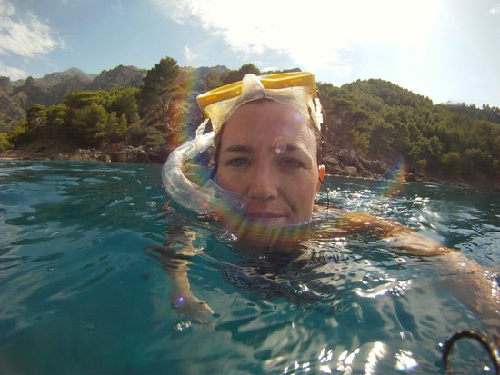 Let's Sail: snorkeling
