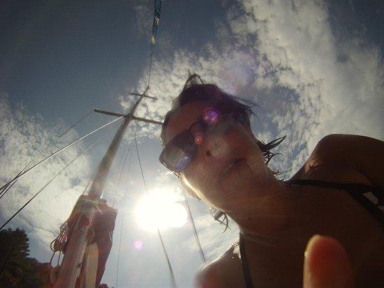 Let's Sail: Observando el objetivo