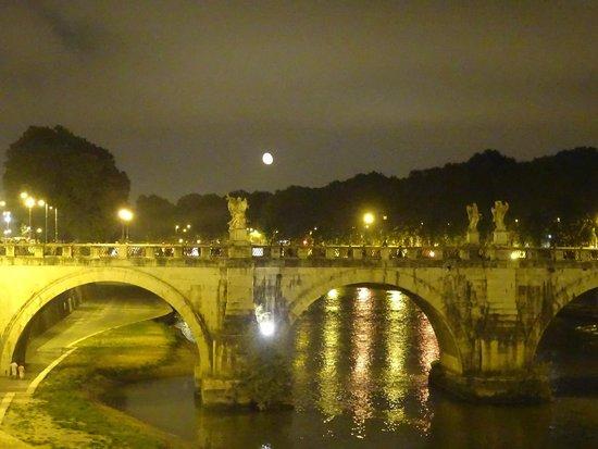 Castillo de Sant'Angelo: ponte santangelo