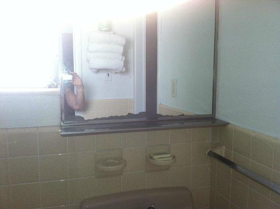 Villa Nova Motel: Mirror Rot