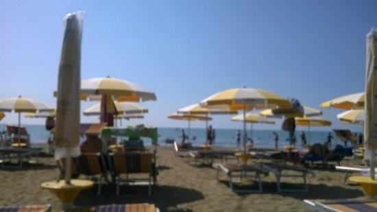 Hotel Rex : spiaggia del bagno n. 5