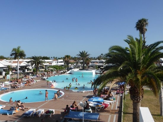 3 piscines dont 1 chauff e picture of maspalomas lago for Piscine wattignies