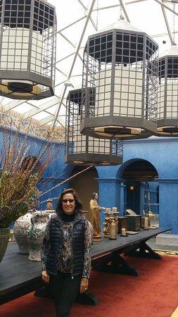 Palacio del Inka, a Luxury Collection Hotel: Farolas