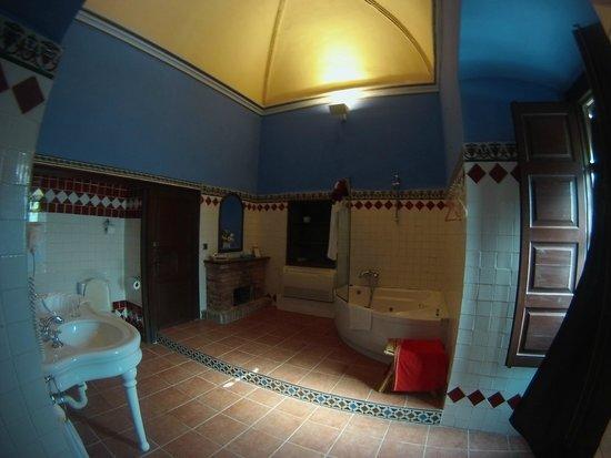RV Hotel Palau Lo Mirador: Bathroom