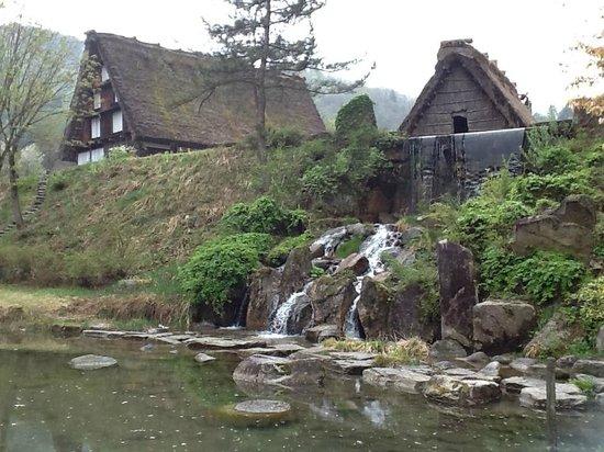 Heritage Museum (Openair Museum) - Picture of Shirakawago Gassho Zukuri Minka...
