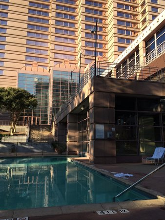 Sheraton Austin at the Capitol: Outside pool