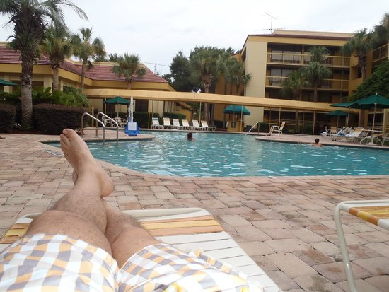 La Quinta Inn Orlando International Drive: Nublado