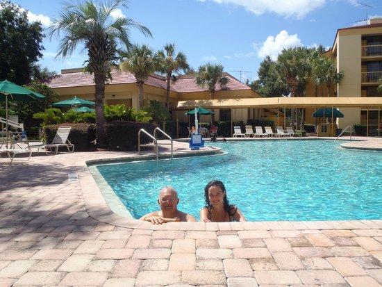 La Quinta Inn Orlando International Drive: Soleado