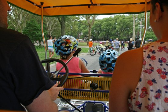 Governors Island National Monument : Governors Island Bicycles