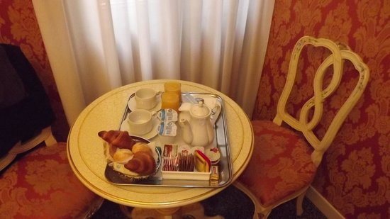 Locanda Ca' Le Vele: petit dejeuner