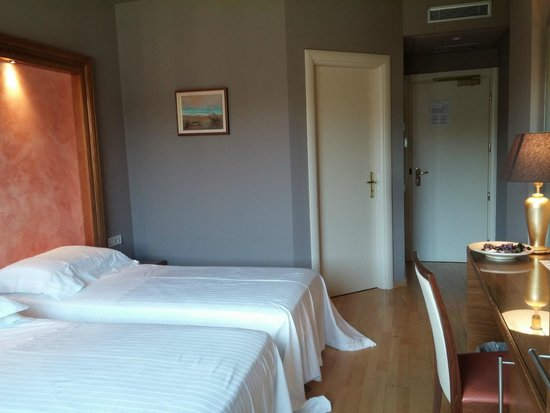 Hotel Repubblica Marinara : habitación en planta baja
