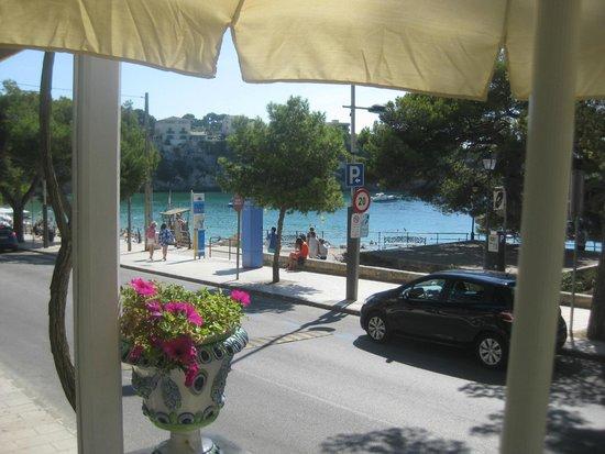 THB Felip Class: Vista desde la terraza cafeteria del hotel